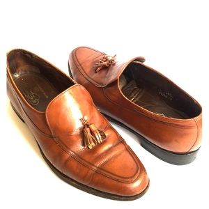 Florsheim Imperial Slip On Tassel Loafers Shoes